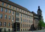 Finanzgericht Münster - Frontansicht -